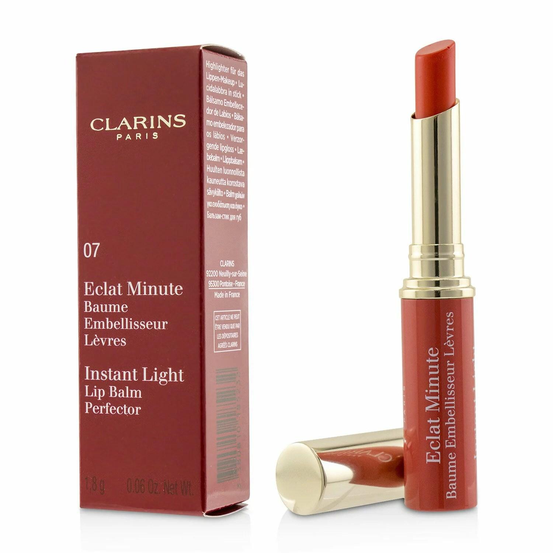 克蘭詩 Clarins - 唇膏 Eclat Minute Instant Light Lip Balm Perfector | 草莓網Strawberrynet - Rakuten樂天市場
