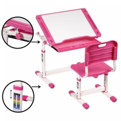 Kids Chair Set Gilbert Ikea Factory Direct Pink Adjustable Children S Desk Child Study Table Xlq 0
