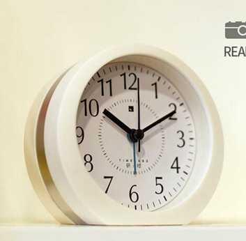 99購物節&鬧鐘床頭靜音鬧鐘創意多功能簡約數字夜光兒童學生臥室音樂小鬧鐘 | 夏洛特居家名品 - Rakuten樂天市場