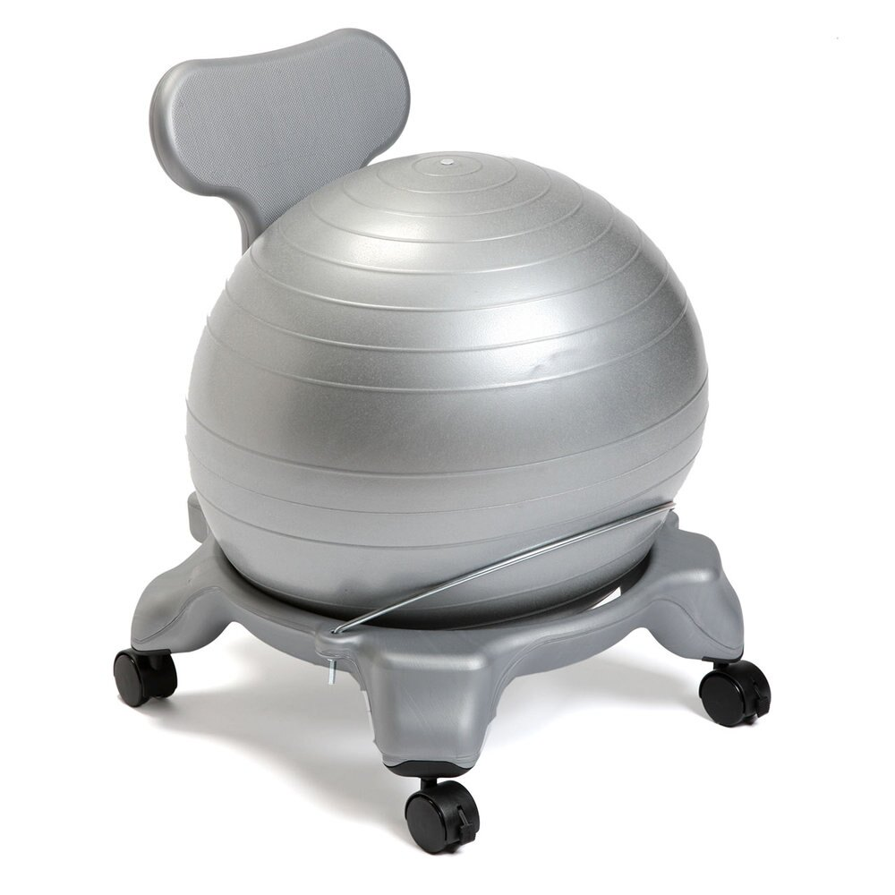 Exercise Ball Desk Chair Kids Exercise Ball Desk Chair For Balance Posture W Ball By Aeromat