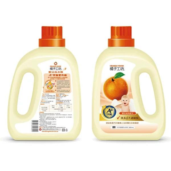 橘子工坊 嬰兒洗衣精900ML - 臺灣樂天市場 - LINE購物