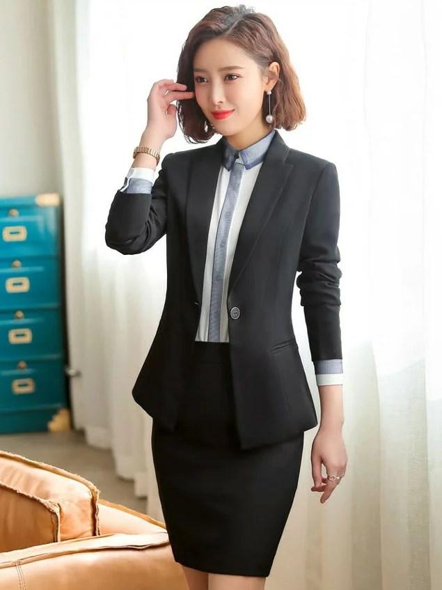 韓版OL女西裝外套(適合上班面試)wcpj14   CPshirt - Rakuten樂天市場