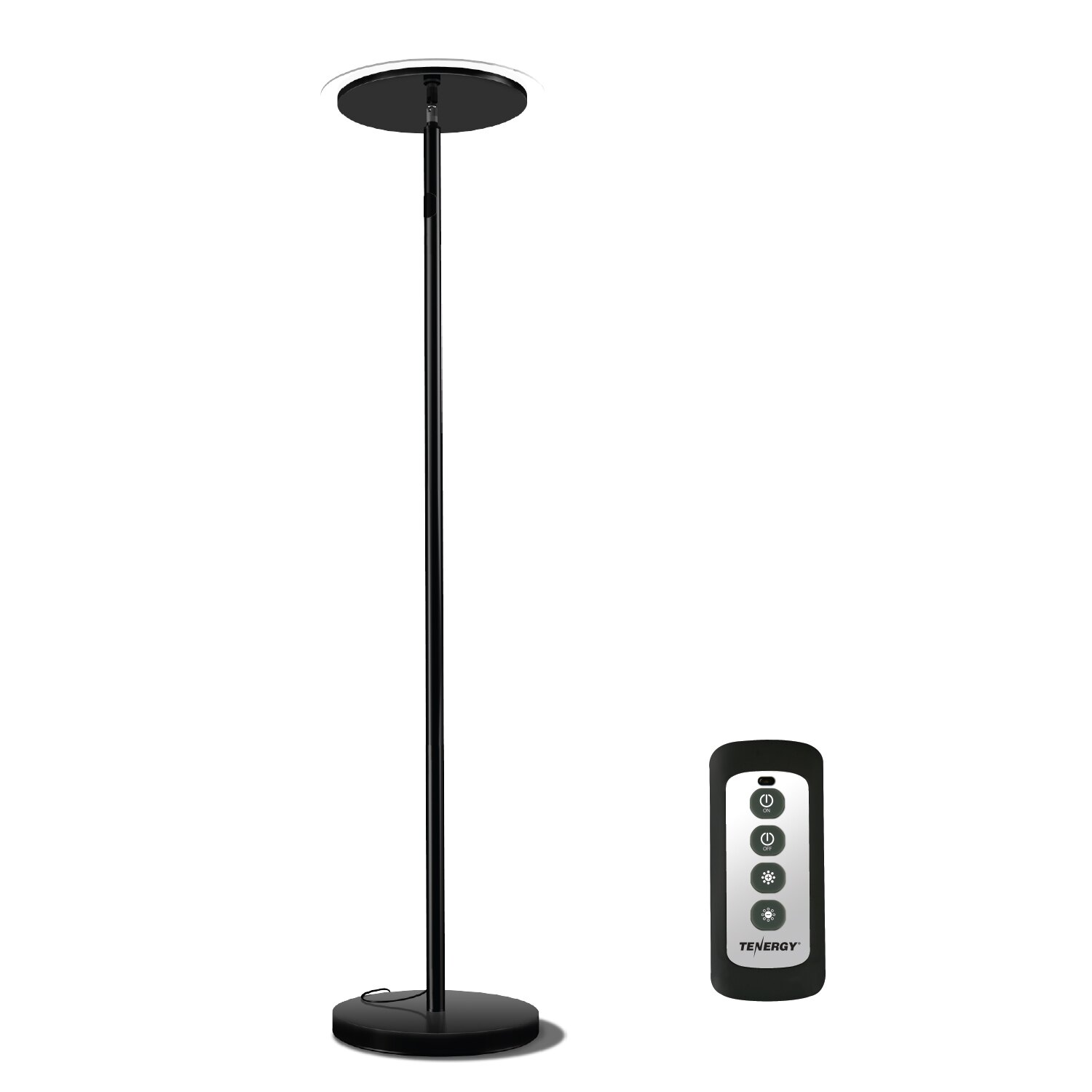 Tenergy Tenergy 70 Torchiere Dimmable LED Floor Lamp 30W