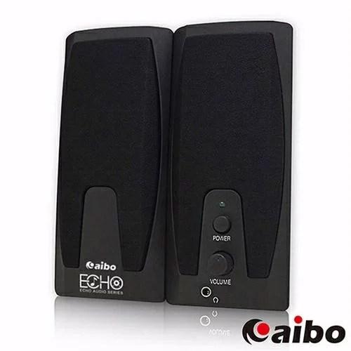 aibo ECHO徊響系列2.0聲道電腦多媒體喇叭 USB多媒體喇叭 重低音喇叭 電腦音箱 電腦喇叭 USB喇叭 | 阿宏拍賣 ...