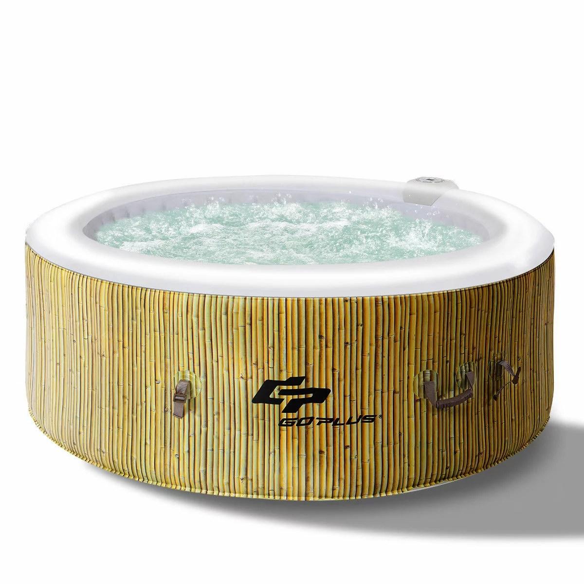 inflatable bubble sofa uk kincaid reviews 2 person hot tub table ideas