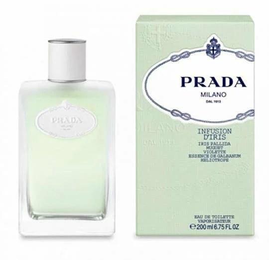 【Prada】鳶尾花女性淡香水 的價格 - 飛比價格
