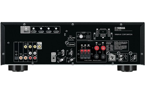 small resolution of yamaha rx v383 5 1 channel home theater receiver with bluetooth 1