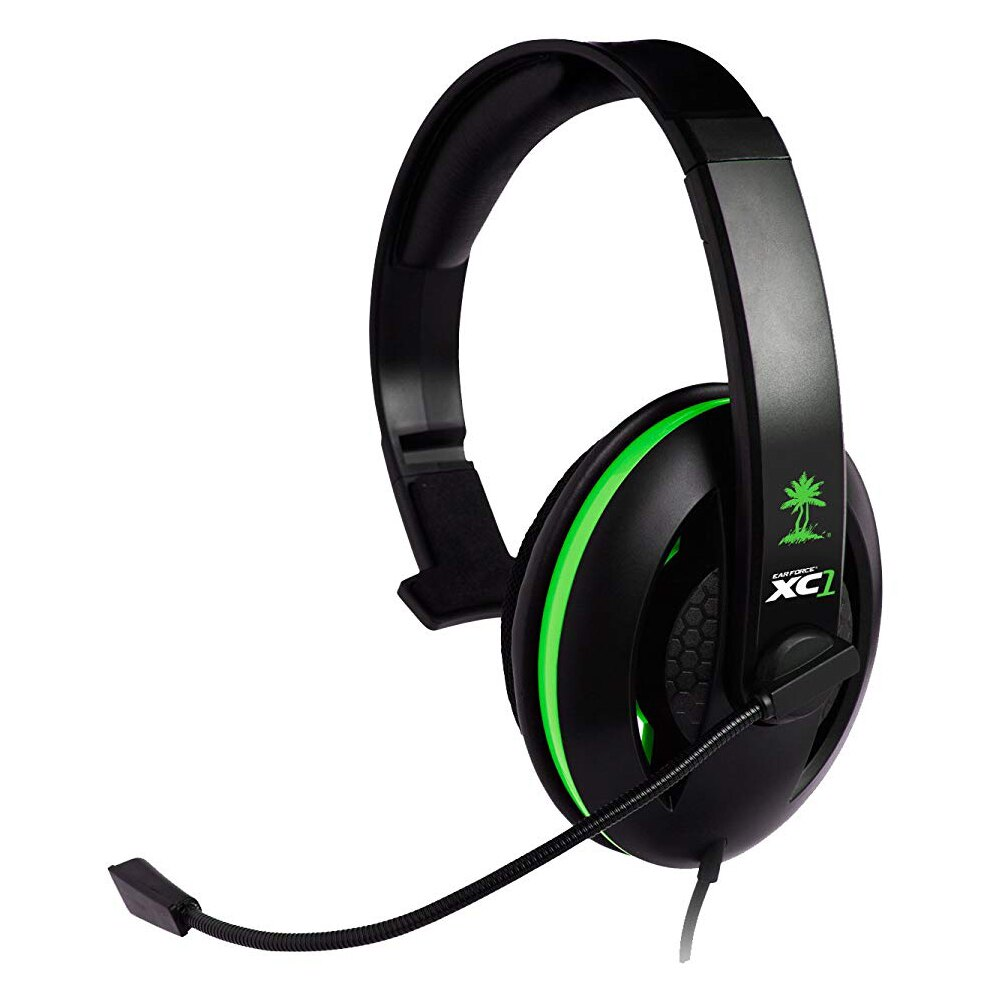 hight resolution of turtle beach ear force xc1 chat communicator gaming headset for xbox 360 0