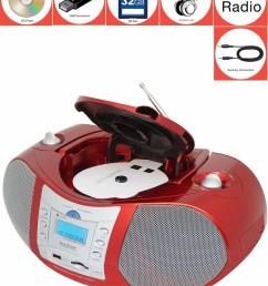 boytone bt 6r boombox cd player usb sd mmc slot fm radio auxiliary [ 1065 x 1359 Pixel ]