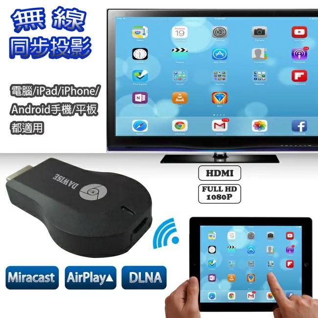 網友一致推薦 WD01無線螢幕同步分享器(支持Airplay-Miracast-DLNA)今日特惠 @ 夢幻天堂 :: 痞客邦