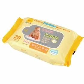 黃色小鴨濕紙巾 的價格 - 飛比價格