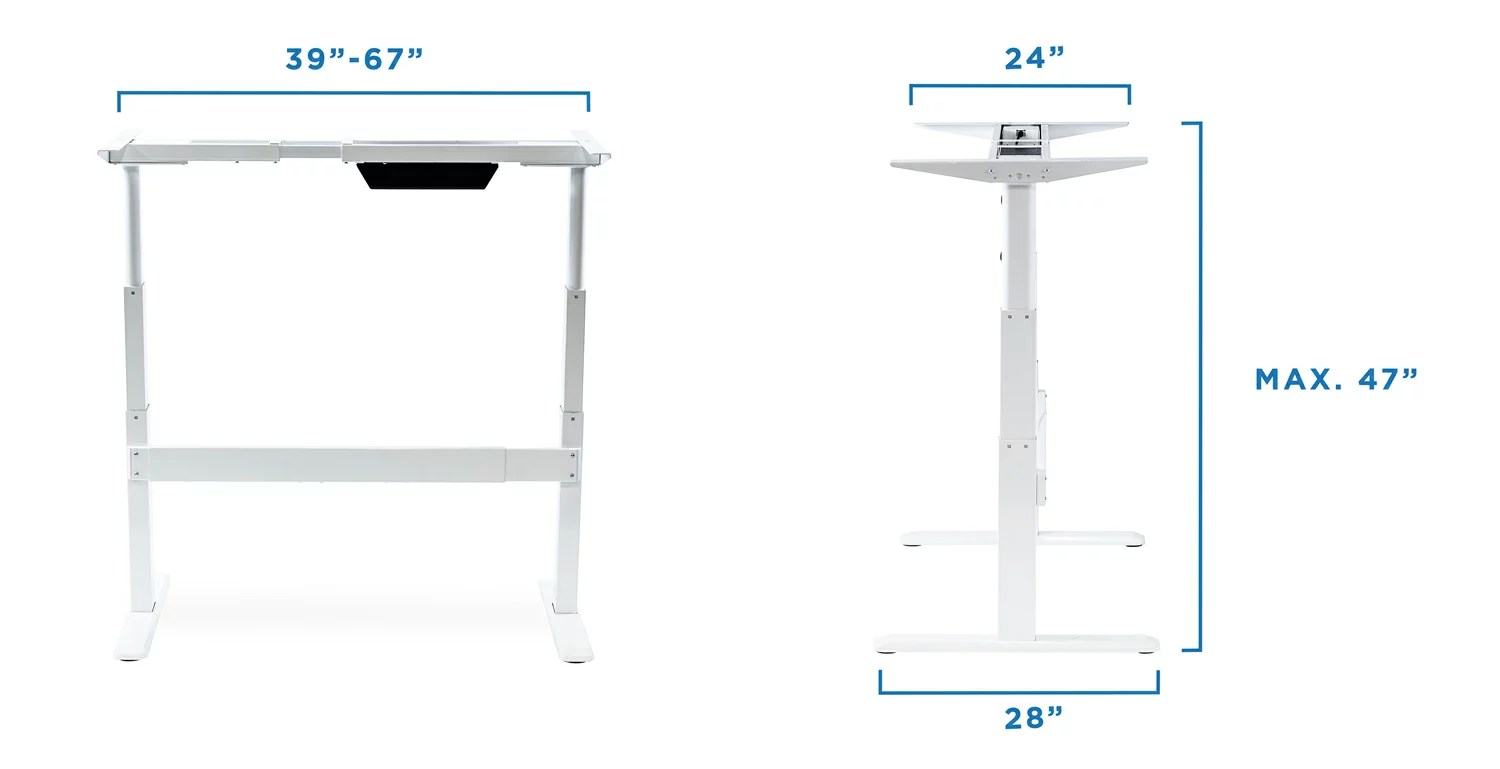 Mount It Mount It Electric Stand Up Desk Frame Only