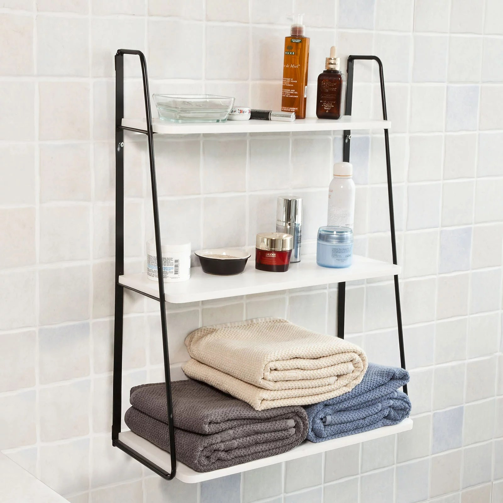 kitchen wall mounted cabinets white sink undermount haotiangroup haotian shelves rack storage