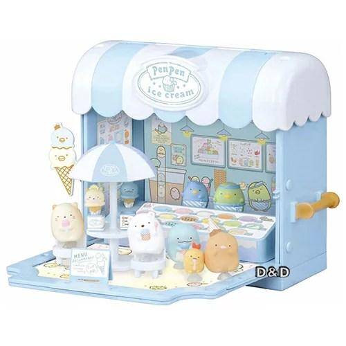《TAKARA TOMY》DIY系列 角落生物 冰淇淋商店 東喬精品百貨 | 東喬精品百貨商城 - Rakuten樂天市場