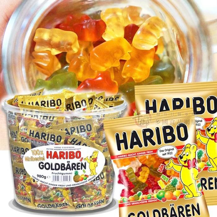 德國HARIBO小熊軟糖迷你包10g 水果軟糖 [GM301180]千御國際╭宅配499免運╮   千御國際多國食品 - Rakuten樂天市場