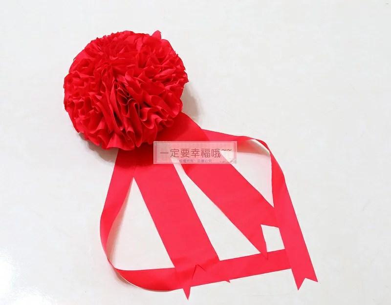 一定要幸福哦~~紅彩球(18公分)~~開幕剪彩,新車結彩 | 一定要幸福哦結婚百貨 - Rakuten樂天市場