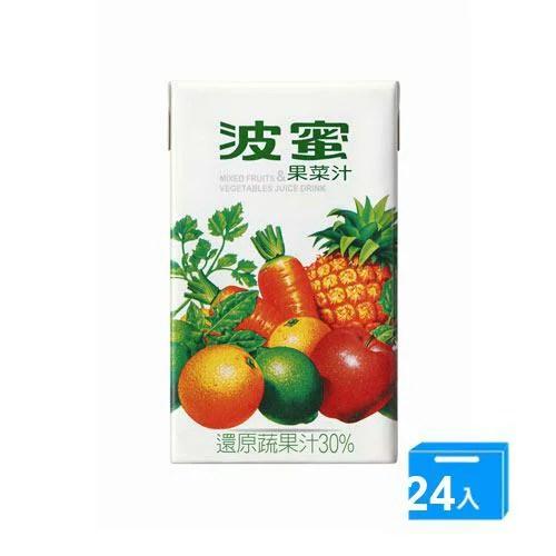 波蜜果菜汁250mlx24入/箱【愛買】 | 愛買線上購物 - Rakuten樂天市場