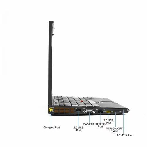 Joy Systems: (B GRADE) Lenovo X201 Core i5-2.4GHz, 4GB RAM