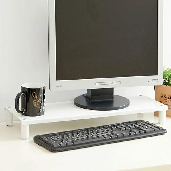 電腦架 螢幕架 鍵盤架 桌上收納置物架 ㄇ型架【YV2292】快樂生活網   快樂生活網 - Rakuten樂天市場