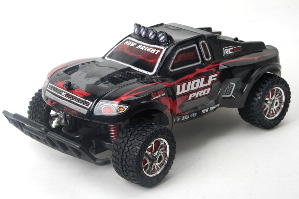 Gizmo Toy Bright Rc 1 12 Full Function Pro Wolf