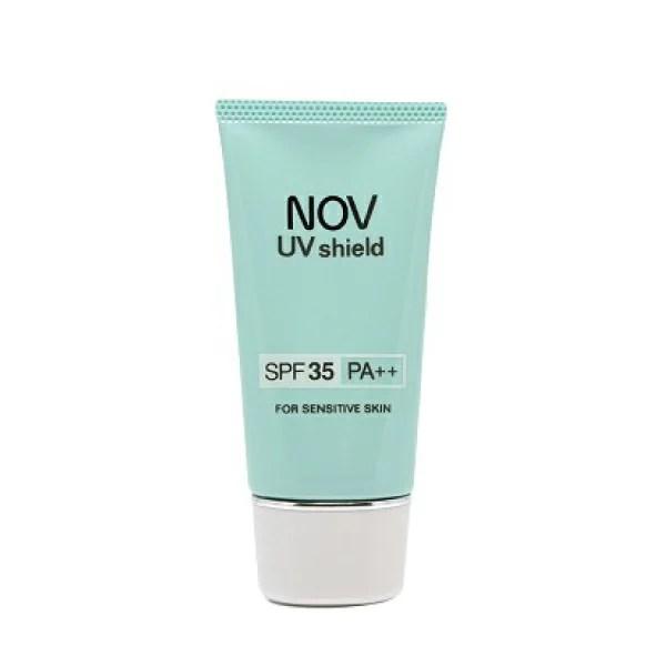 NOV 娜芙防曬隔離霜 SPF35 商品價格比價 - FindPrice 價格網