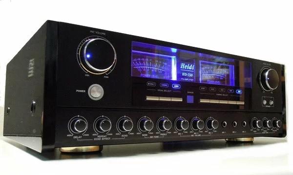 擴大機品牌 伴唱機擴大機 Heidi海笛HD-750新上市頂級臺製智慧型數位混音擴大機 卡拉OK擴大機 伴唱機擴大機☆另 ...