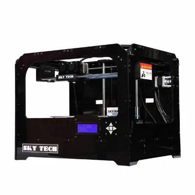 3D列印機 3D打印機【SKY-MAKER 802 3D印表機】雙色雙噴頭3D印表機 3D printer 3D打印機 3D列印機   E 平臺 - Rakuten樂天市場