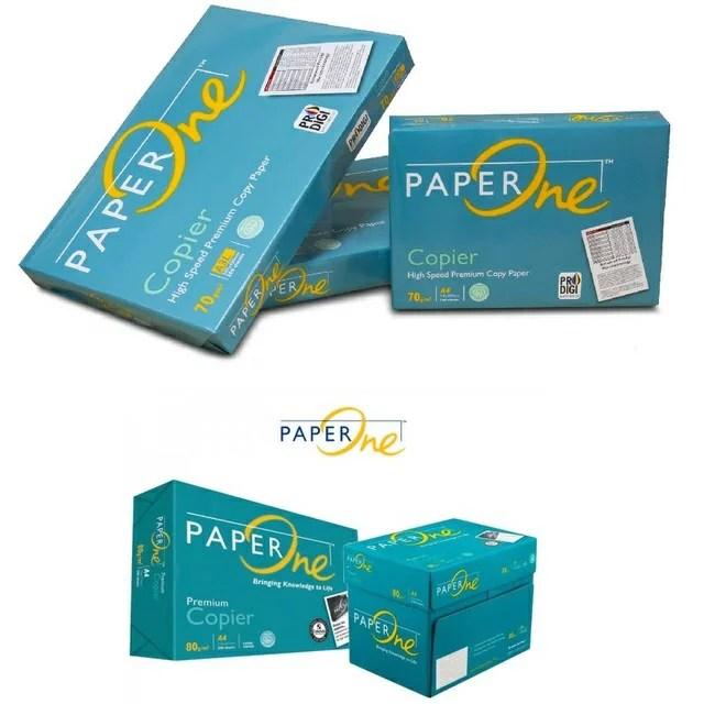 PAPER ONE 多功能 影印紙 A4 70P (每箱5包) | 聯盟文具 - Rakuten樂天市場