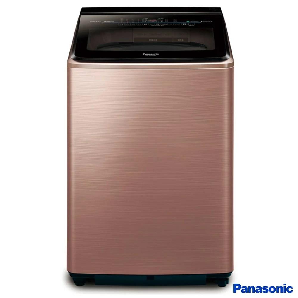 【搶便宜】Panasonic 國際牌NA-V200EBS-B 金 20公斤 直立式變頻洗衣機