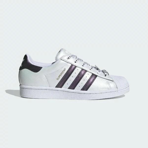 Adidas Superstar W [FV3396] 女鞋 運動 休閒 慢跑 貝殼 復古 經典 反光 穿搭 愛迪達 白   kixpress - Rakuten樂天市場