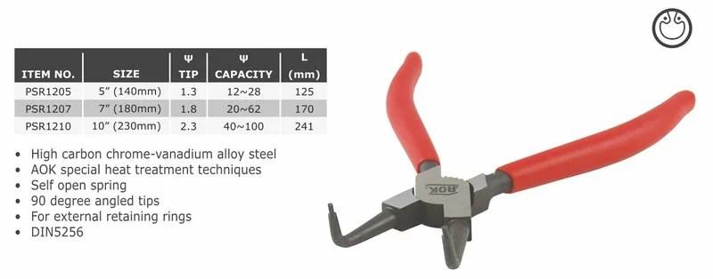 90度c型扣環鉗 的價格 - 比價撿便宜