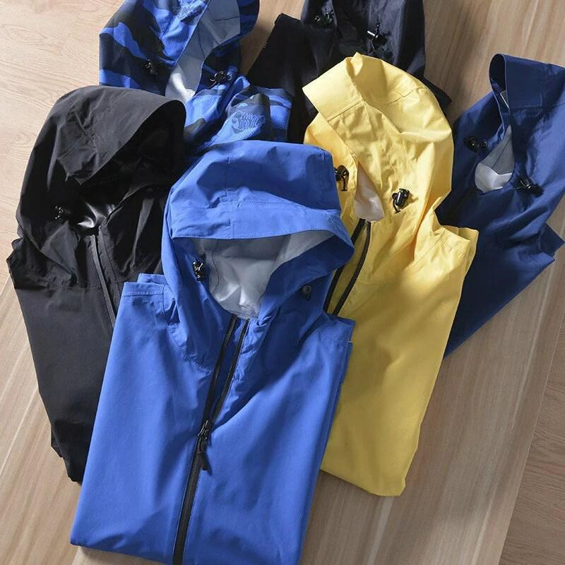 星攀戶外 日本U-plus全壓膠gore-tex防水外套.輕薄款.雨衣.衝鋒衣外層.新款輕量化.壓膠透氣.防水透氣 | 星攀戶外 ...