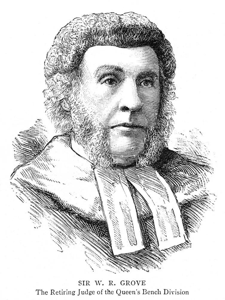 Posterazzi: William Robert Grove N(1811-1896) British