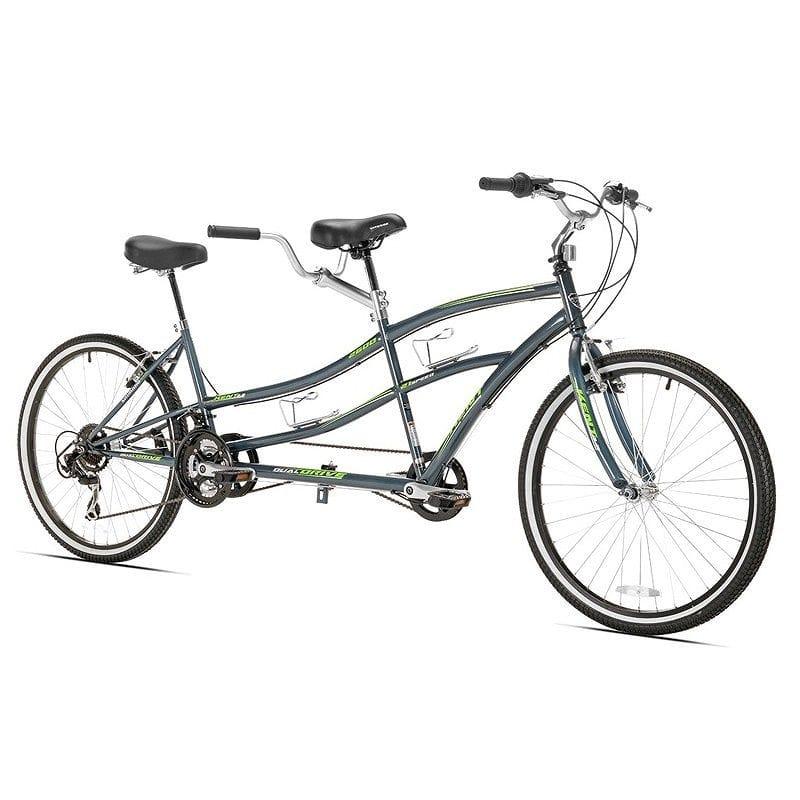 Alphaespace: Kent dual-drive tandem two-seat bike Kent
