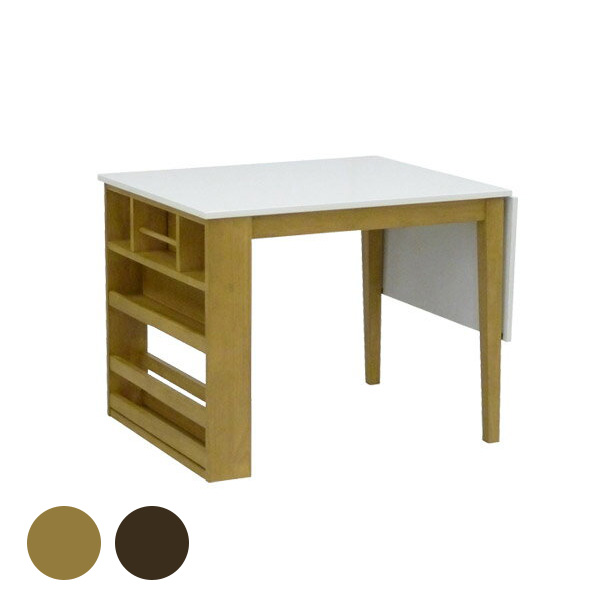 rubberwood butterfly table with 4 chairs countertop height atom style dining tables stretching fold extendable shelving storage wooden width 92 130 cm folding 2 person people for modern