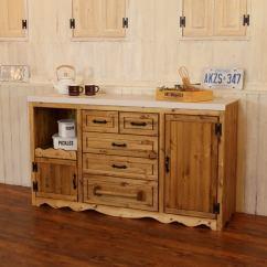 Kitchen Island Counter Corner Cabinets Auc Can Doll 日本乐天市场 乡村家具柜台岛厨房收藏手佣人两面厨房 乡村家具柜台岛厨房收藏手佣人两面厨房柜台 Dw Ctf Cntss