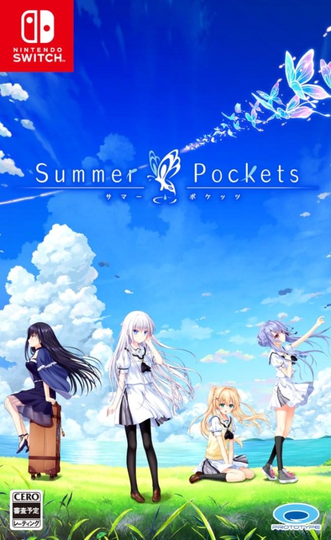 Nintendo Switch Summer Pockets