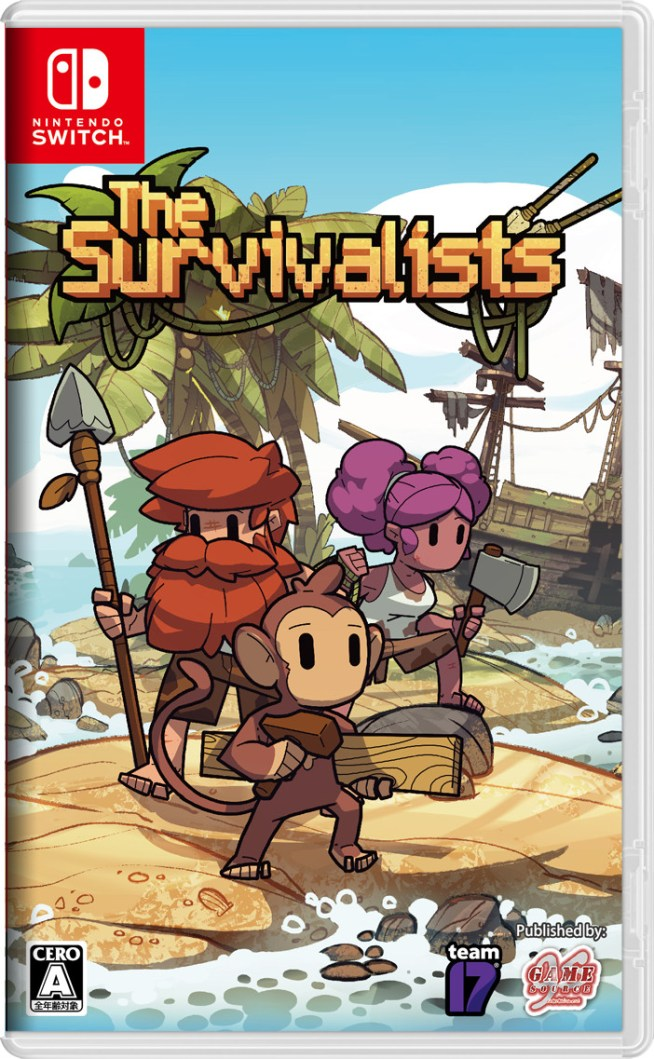 Nintendo Switch The Survivalists - ザ サバイバリスト - Switch版
