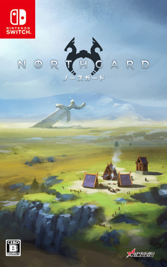 Nintendo Switch Northgard(ノースガード) Switch版