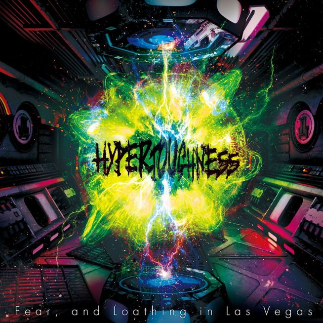 Fear,and Loathing in Las Vegas HYPERTOUGHNESS