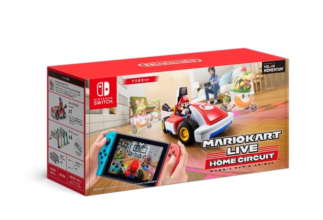 Nintendo Switch マリオカート ライブ ホームサーキット マリオセット