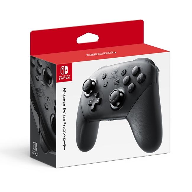 「Nintendo Switch Proコントローラー」を楽天で購入