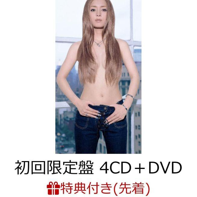 浜崎あゆみ 【先着特典】LOVEppears / appears -20th Anniversary Edition- (初回限定盤 4CD+DVD) (オリジナル・グリーティングカード付き)