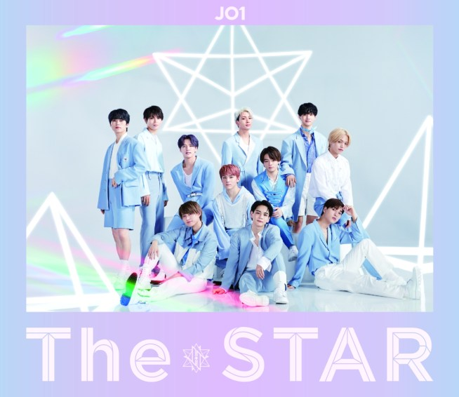 JO1 【楽天ブックス限定先着特典】The STAR (通常盤 CD+SOLO POSTER) (A4クリアファイル)