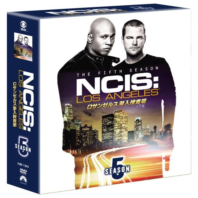 NCIS: LOS ANGELES ロサンゼルス潜入捜査班 シーズン5 <トク選BOX> クリス・オドネル, LL・クール・J