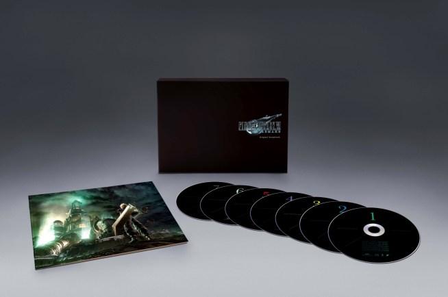 (ゲーム・ミュージック) FINAL FANTASY VII REMAKE Original Soundtrack