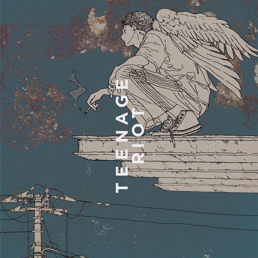【予約】Flamingo / TEENAGE RIOT (初回限定ティーンエイジ盤 CD+サイコロ)