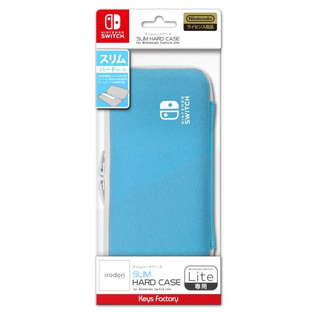 Nintendo Switch SLIM HARD CASE for Nintendo Switch Lite セルリアンブルー