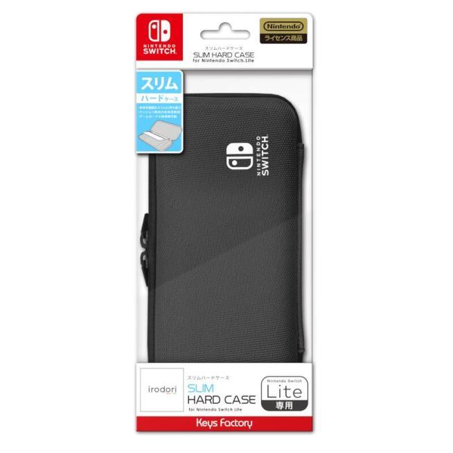 Nintendo Switch SLIM HARD CASE for Nintendo Switch Lite チャコールグレー