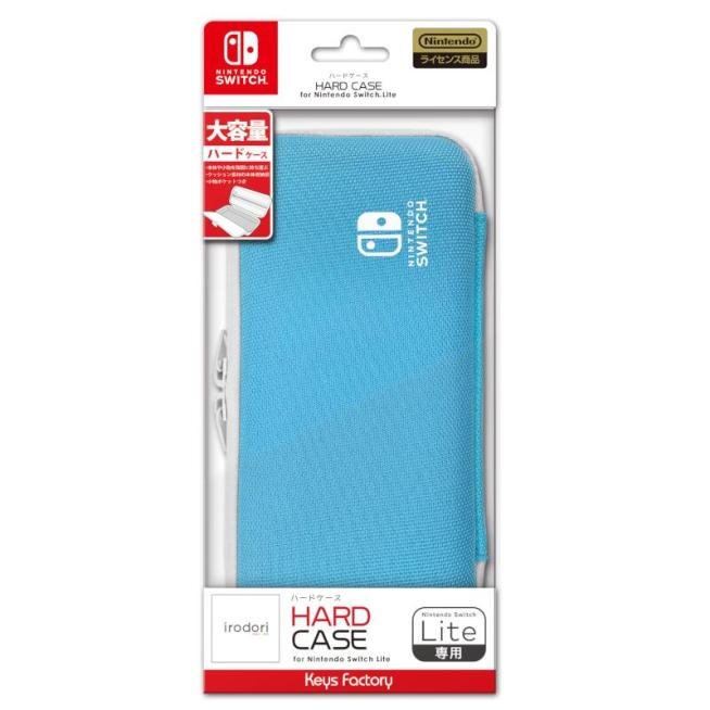 Nintendo Switch HARD CASE for Nintendo Switch Lite セルリアンブルー